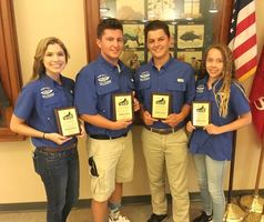 Louisiana 4-H'ers place third at national wildlife competition