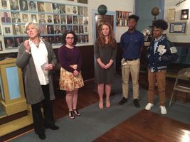 Four West Feliciana High School Students Receive Honesty and Integrity Award