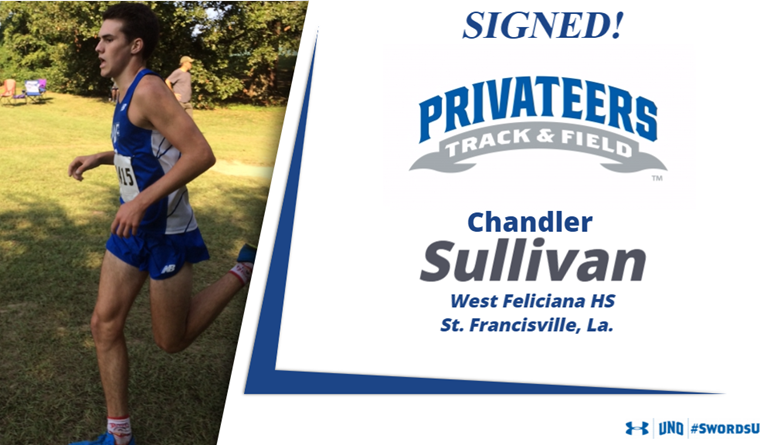State Champion Chandler Sullivan Becomes First Signee Under Carlisle