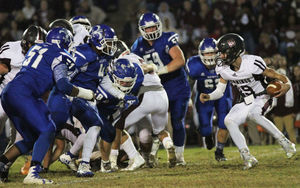 West Feliciana races past Jennings for first trip to state championship game