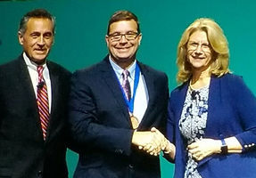 West Feliciana school head honored at national convention