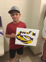 West Feliciana Middle School shows off talents