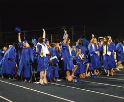 West Feliciana High holds holds graduation Friday