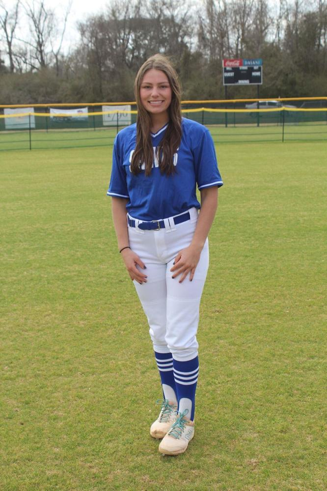 No-hitter by West Feliciana High softball pitcher propels team to 13-0 victory