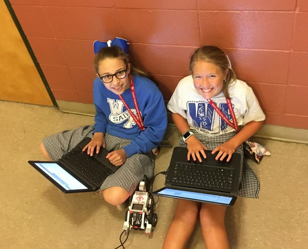 Robotics get attention in West Feliciana