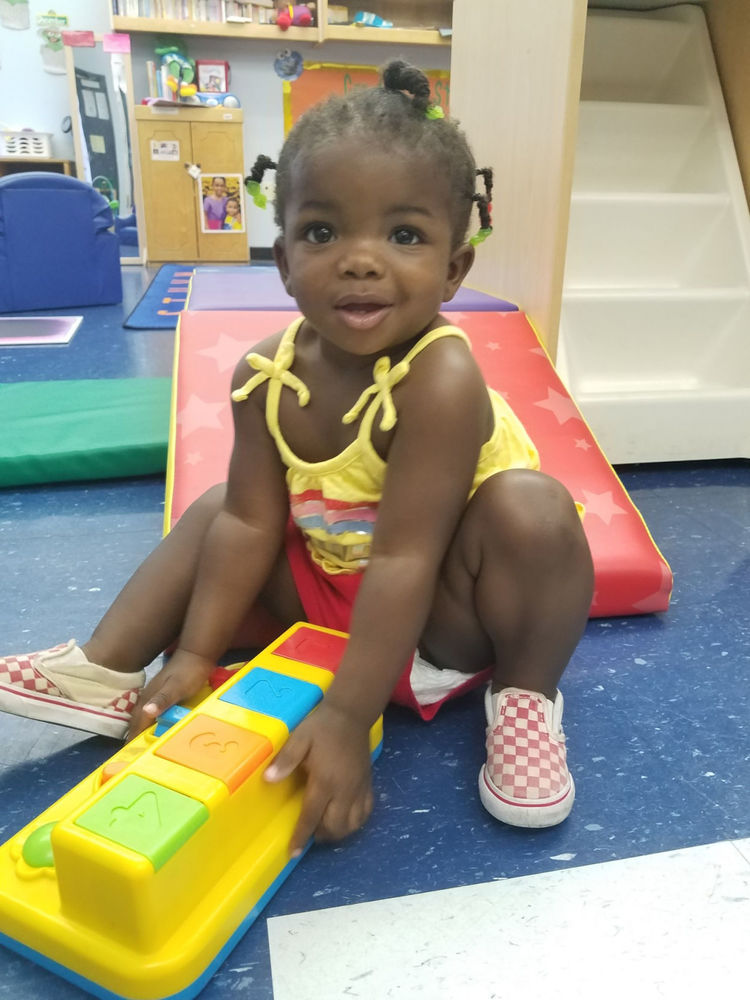 West Feliciana Early Head Starts students learn through play