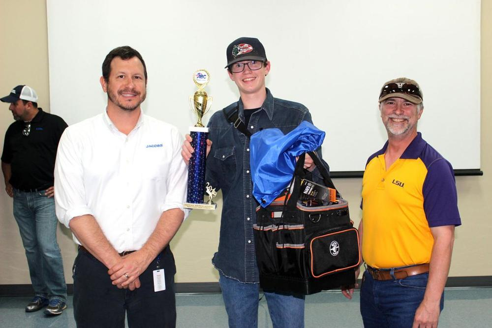 West Feliciana High School students nail skilled crafts competition