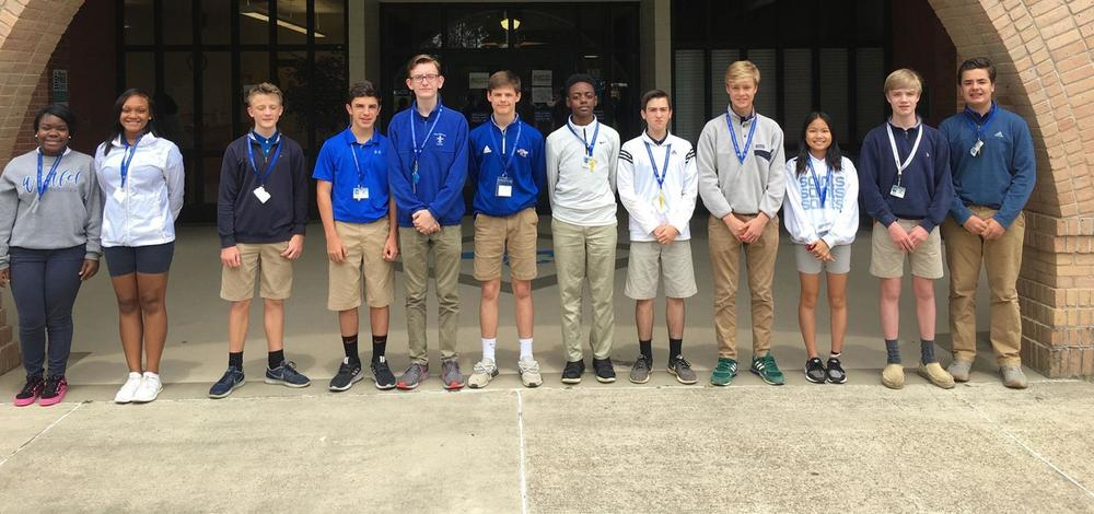 West Feliciana Middle School students find success in Youth Legislature