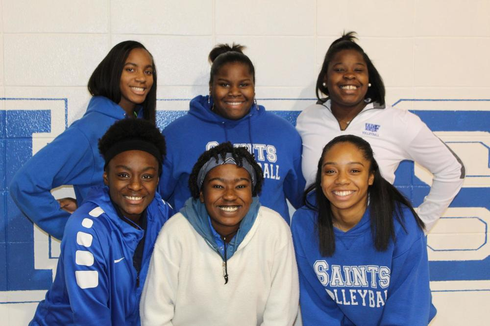 West Feliciana high volleyball player Trelencia Johnson named district player of the year