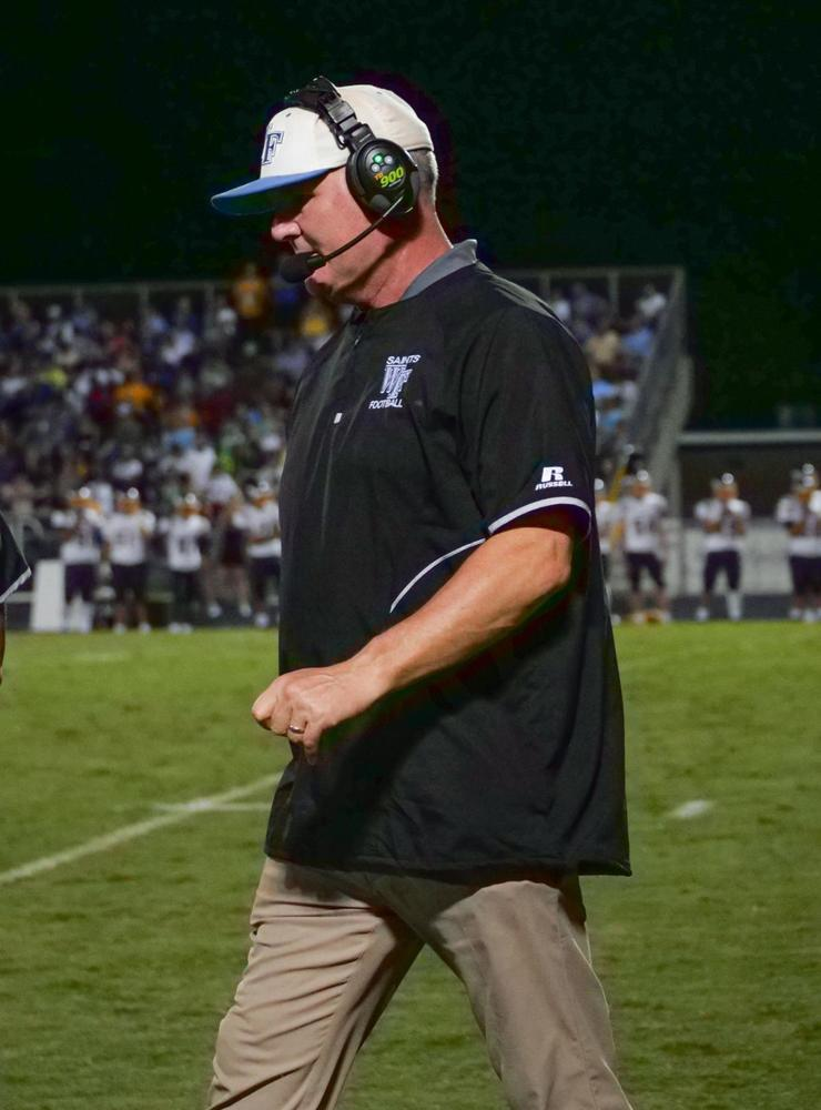 West Feliciana football coach Robb Odom, Central basketball coach Brian Hargroder resign