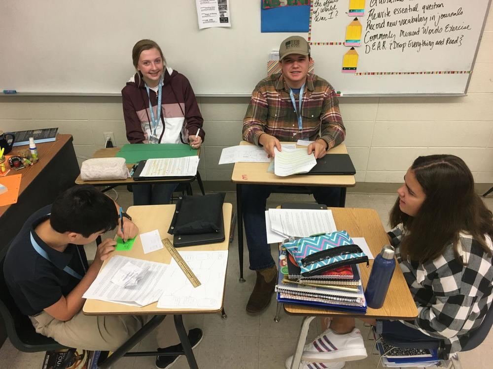 West Feliciana High students look into events that pushed America into war