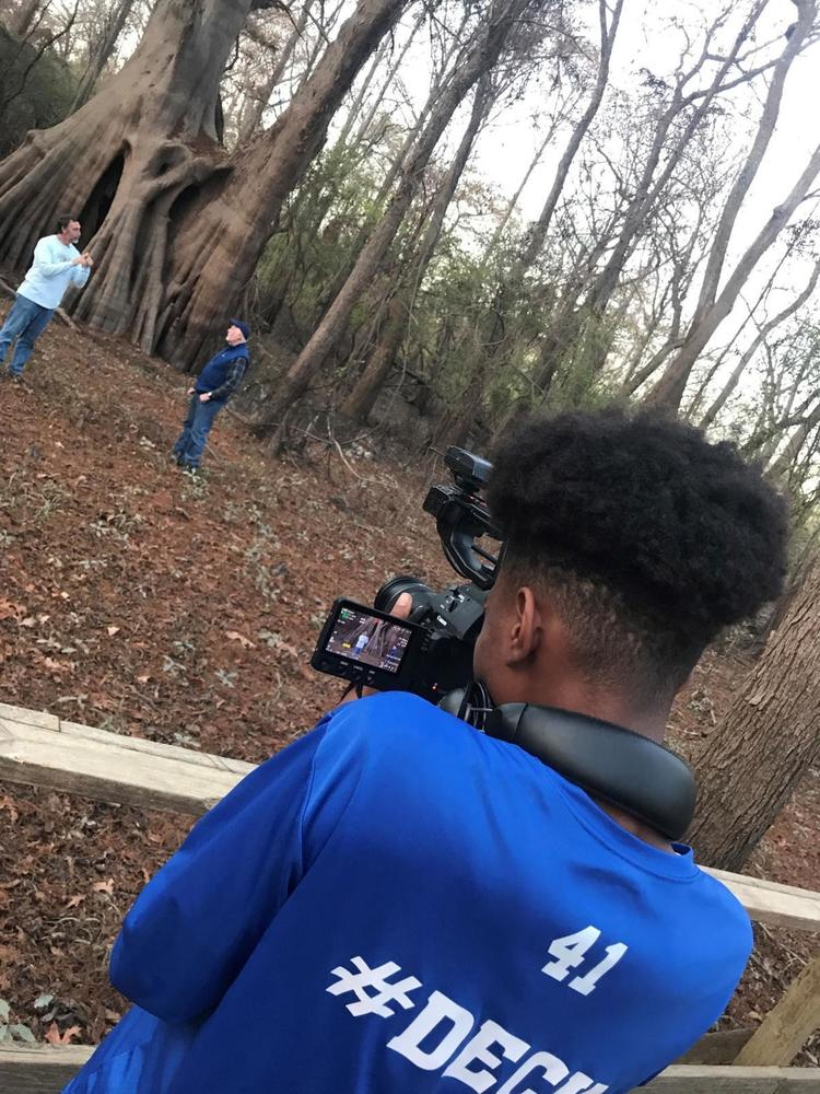 West Feliciana helps filmmaker tell story of Cat Island