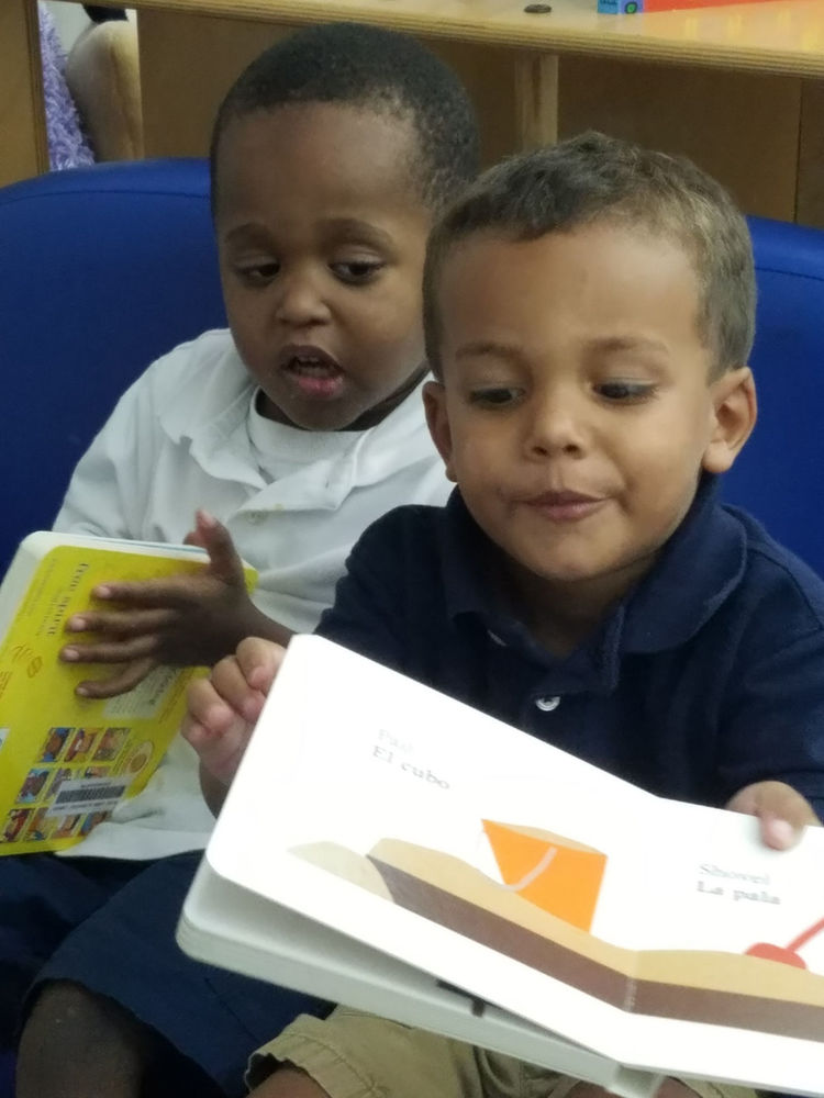 Library center a popular stop for West Feliciana Head Start students