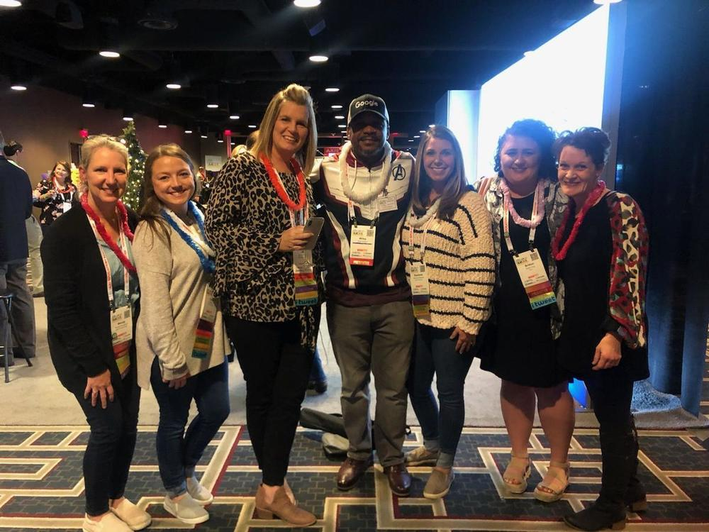 West Feliciana teachers present multiple papers at state convention