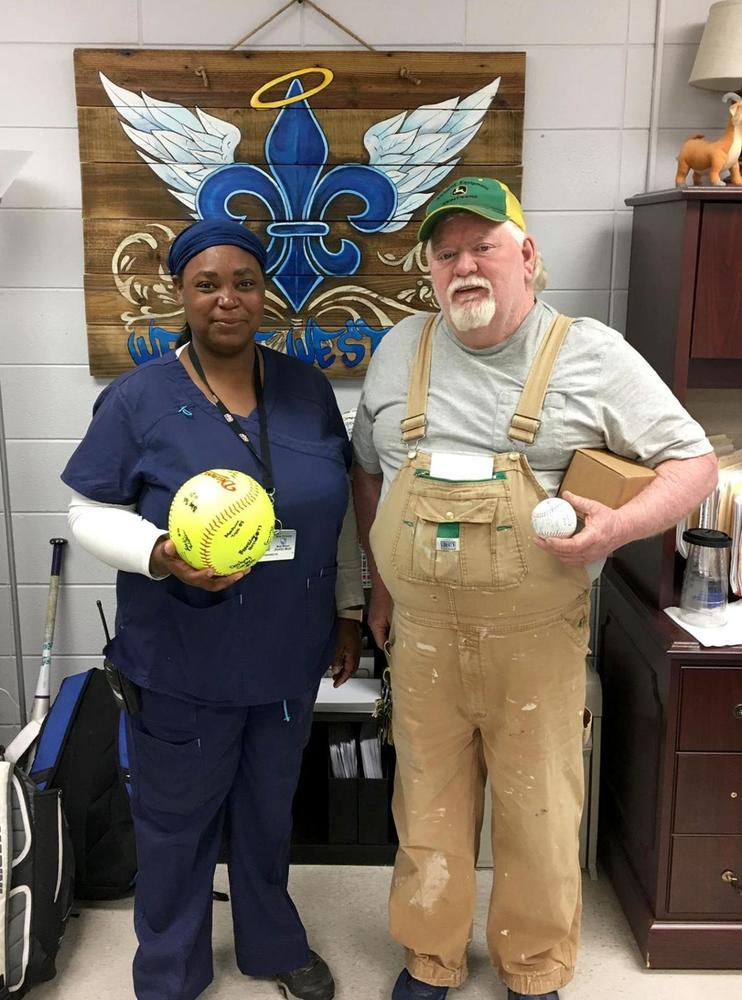 West Feliciana Parish Schools choose employees of the month