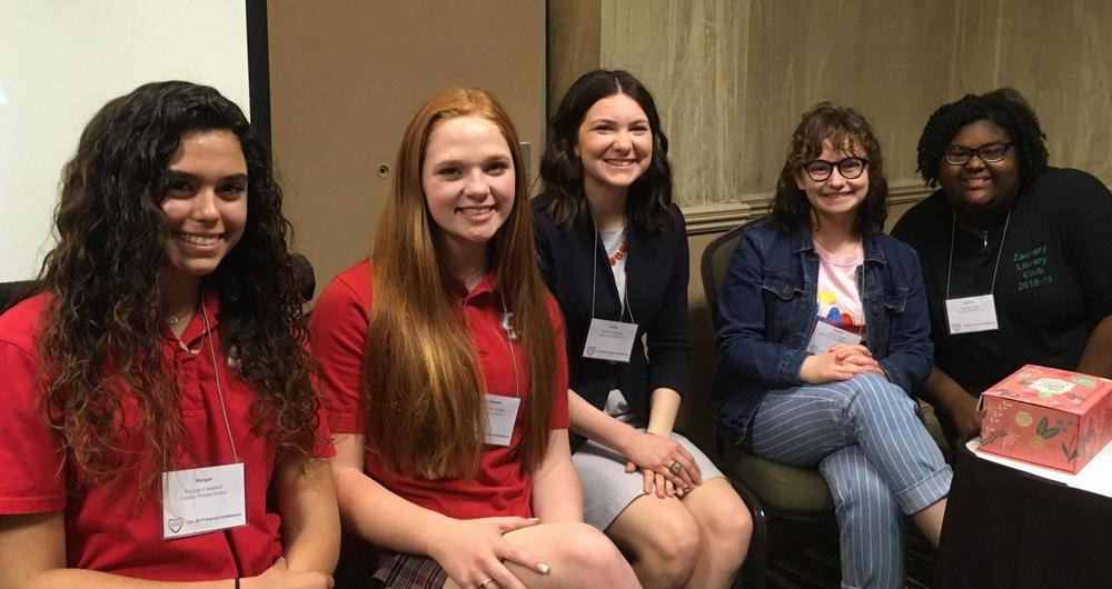Zachary, West Feliciana students among presenters at Louisiana library conference