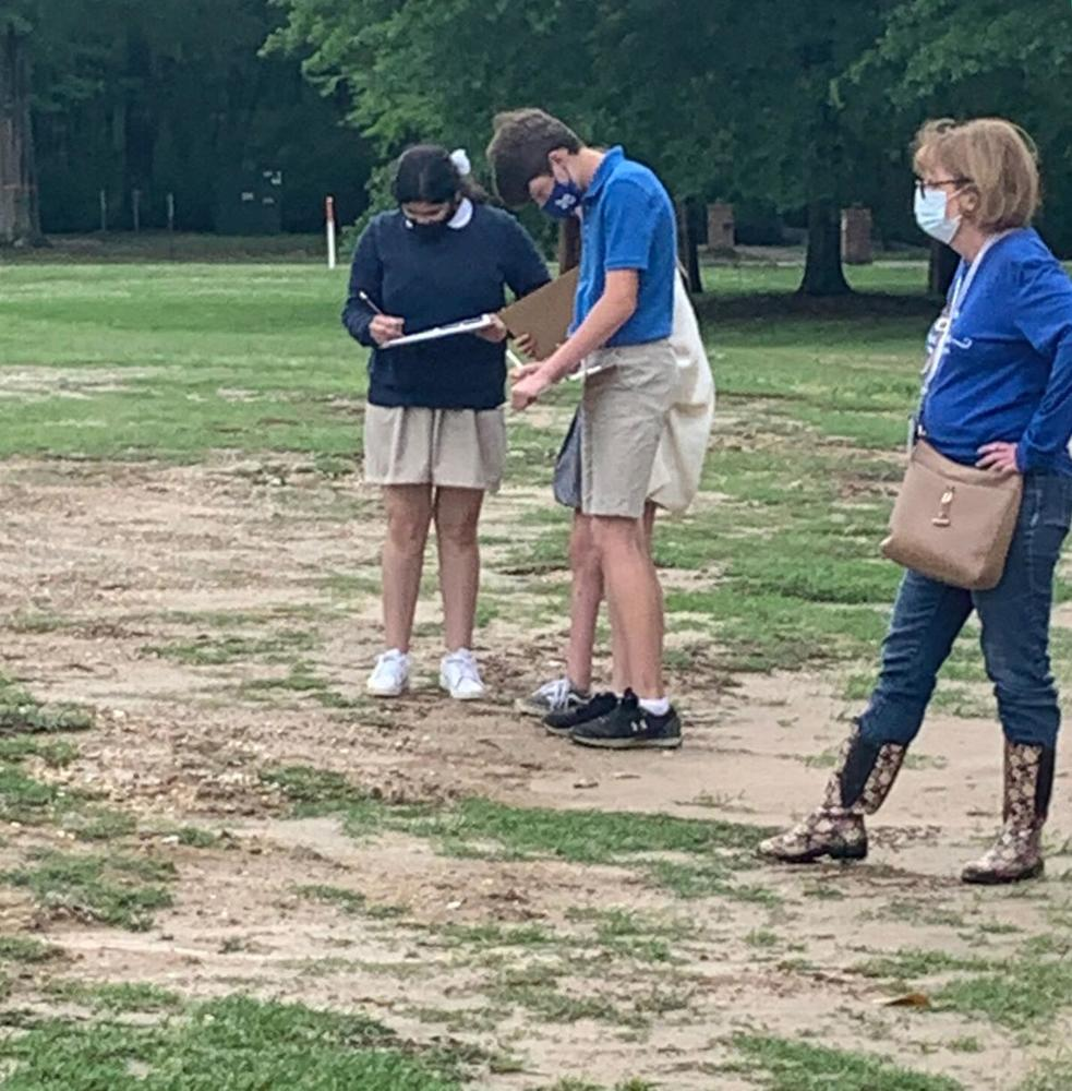 Storms help West Feliciana Middle students learn scientific work