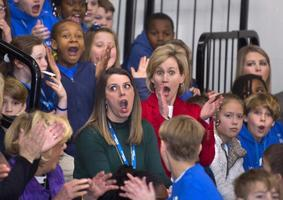 Where it counts: Teacher, students share in Milken victory