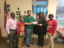Bus transportation company First Student donates for STEM projects in West Feliciana Parish