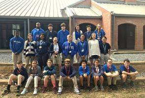 West Feliciana Middle School students are winners in Young Authors Contest