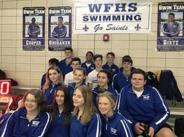 West Feliciana swimmers attend 2019 LHSAA State Meet