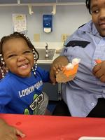 Families join West Feliciana Early Head Start students for Thanksgiving