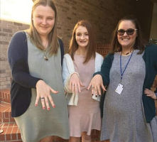 Ring ceremony is milestone for juniors at West Feliciana High School