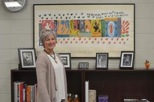 Principal cultivates cycle of prayer, outreach at home and abroad