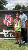 Local athletes compete in AAU Junior Olympic Games