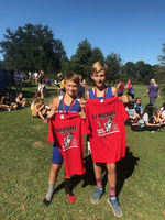 West Feliciana Middle School runners finish in top 10 in cross country meet