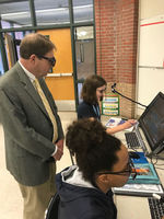CABL head visits STEM programs in West Feliciana