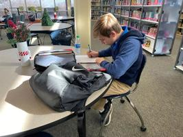 West Feliciana High students prepare for exams