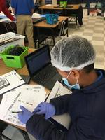 Bains Elementary math classes become hospitals for learning