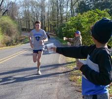 Annual Wilderness run benefits West Feliciana cross country