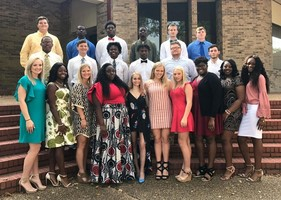 West Feliciana High School homecoming court chosen