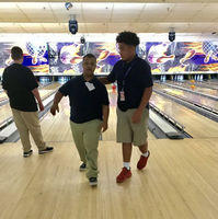 West Feliciana Middle students bowl in Baton Rouge