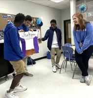 West Feliciana High School students share insights into works of Shakespeare