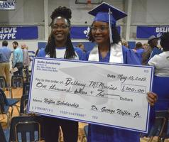 2019 West Feliciana High graduation