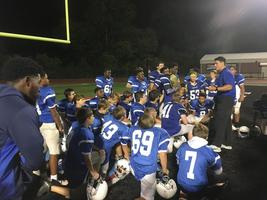 West Feliciana Middle School wins district football championship