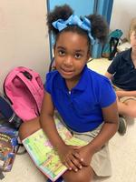 Quiet time provides children an opportunity to read more