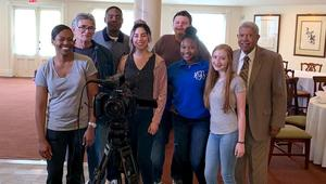 West Feliciana High School students get introduction to film production