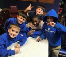 Bains Elementary School students use new bowling skills during trip to Baton Rouge alley