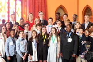 West Feliciana Middle School student earn honors in Youth Legislature