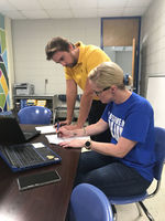 West Feliciana High School teachers collaborate to enhance learning