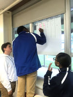 West Feliciana High School biology students study antibiotic resistance