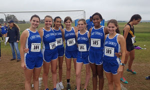 West Feliciana High School cross country runners make strong showing in Natchitoches