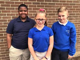 Bains Elementary School fifth-graders are finalists in regional Holocaust essay contest