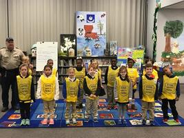 School safety patrol officers have ceremony ADVOCATE STAFF REPORT