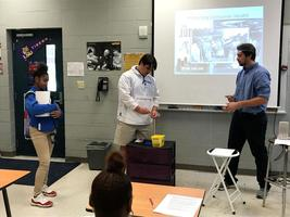 West Feliciana High School history students learn about consumer protection regulations