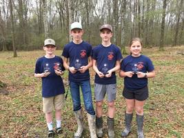 West Feliciana students do well in 4-H shooting match